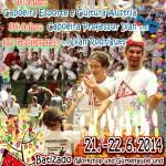 Flyer Batizado-Birthday-Party 2014